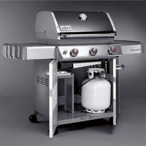 BBQ Weber a Gas